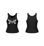 Mayhem - Logo Ladies Tank Vest (abito Donna )