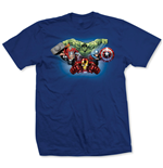 Avengers - Character Fly Blu (unisex )