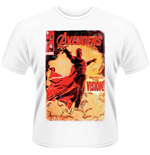 Avengers - Age Of Ultron - Vision Cover (T-SHIRT Unisex )