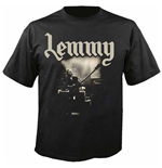 Motorhead - Lemmy Lived To Win (T-SHIRT Unisex )