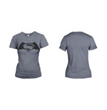 Batman V Superman - Superbatman (T-SHIRT Donna )