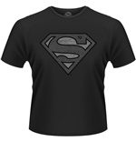 Superman - Vintage Silver LOGO-DC Originals (T-SHIRT Unisex )