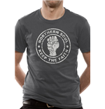 Northern Soul - Distressed Fist (T-SHIRT Unisex )