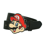 Nintendo - Mario Face Buckle With Strap (cintura )