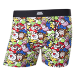 Nintendo - Allstars All Over Print (boxer Uomo )