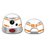 Star Wars - The Force Awakens - Bb-8 Astromech Droid Snapback (Cappellino)