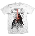 Star Wars - Episode Vii - New Villains (T-SHIRT Unisex )