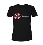 Resident Evil - Umbrella Corporation Black (T-SHIRT Unisex )
