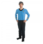 Star Trek - Blue Union Suit (pantalone Pigiama )