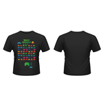 Space Invaders - Colours (unisex )