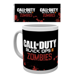 Tazza Call Of Duty - Black Ops 3 - Zombies