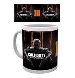 Call Of Duty - Black Ops 3 - Cover (Tazza)