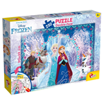 Frozen - Puzzle Double-Face Plus 250 Pz