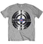 Who (THE) - Quadrophenia Grey (T-SHIRT Unisex )