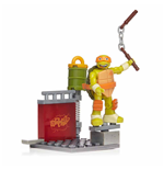 Mega Bloks - Teenage Mutant Ninja Turtles - Skate Training A