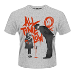 All Time Low - Naughty (T-SHIRT Unisex )