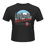 All Time Low - Baltimore (T-SHIRT Unisex )