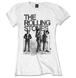 Rolling Stones (THE) - Est 1962 Group Photo (T-SHIRT Donna )