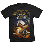 Star Wars - Episode Vii - Phasma And Troopers (T-SHIRT Unisex )