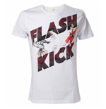 Streetfighter - White Flash Kick (T-SHIRT Unisex )