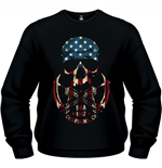 Sons Of Anarchy - Skull (felpa Unisex )