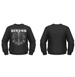Sleeping With Sirens - Crest (felpa Unisex )