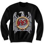 Slayer - Silver Eagle (felpa Unisex )