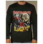 Iron Maiden - Number Of The Beast (felpa Unisex )