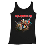 Iron Maiden - Trooper (canotta Unisex )
