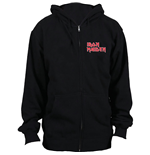 Iron Maiden - No Prayer Black (felpa Con Cappuccio Unisex )