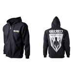 Call Of Duty - Advanced Warfare Black (felpa Unisex )