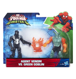 Spider-Man - Sinister 6 - Battle Pack - 2 Action Figure 15 Cm (Assortimento)