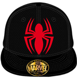 Spider-Man - Red Logo Cap (Cappellino)