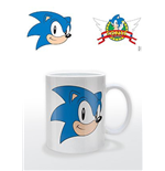 Sonic The Hedgehog - Logo Mug (Tazza)