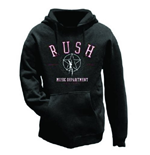 Rush - Department (felpa Con Cappuccio Unisex )