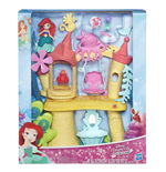 Principesse Disney - Small Doll - Playset Castello Di Ariel