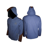 ASSASSIN'S Creed Unity - Blue (giacca Felpata Unisex )