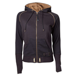 ASSASSIN'S Creed Syndicate - Black Zipped (felpa Unisex )