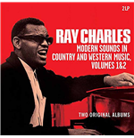 Vinile Ray Charles - Modern Sounds In Country And Western Music Vol.1-2 (2 Lp)