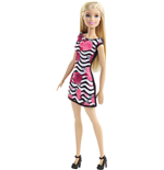 Mattel DTF41 - Barbie Fashion And Beauty - Barbie Trendy (Assortimento)