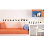 Wall Sticker I Minions 16 Friends