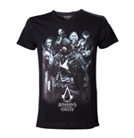 ASSASSIN'S Creed Unity - ASSASSIN'S Creed Unity (T-SHIRT Unisex )