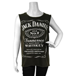 Jack DANIEL'S - Female Top With Logo (top Donna )