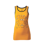 Adventure Time - Yellow Jake Tank Top (top Donna )