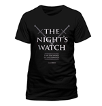 Game Of Thrones - Nights Watch (T-SHIRT Unisex )