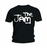 Jam (THE) - Spray Logo Black (unisex )