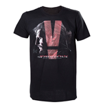 Metal Gear Solid - Black Phantom Pain (unisex )