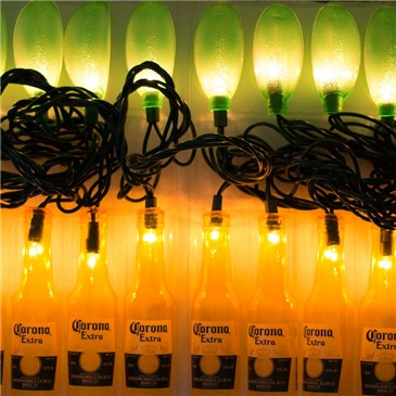 Set luci corona per soli 29 45 su merchandisingplaza italia - Luci per la casa ...