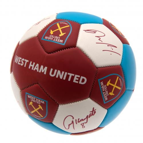 Pallone calcio West Ham United 210919