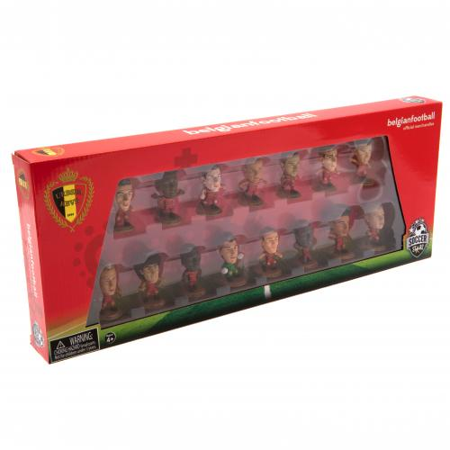 Action figure Belgio Calcio 210965